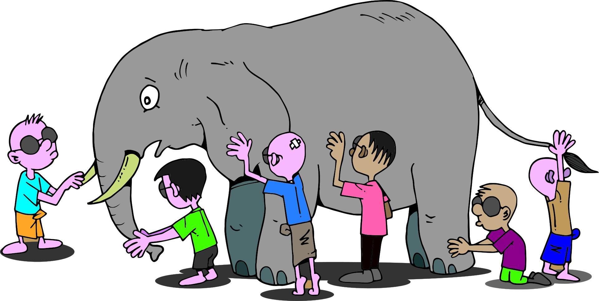 die-Wahrheit-als-Elefant